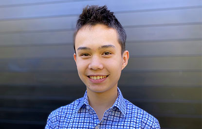 A headshot of Ethan Chan.